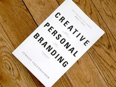 creative personal branding  Will be looking for it and reading it very soon..seems like a great book :)