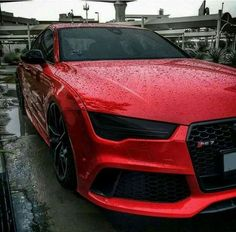 #Red & #Black #RS6
