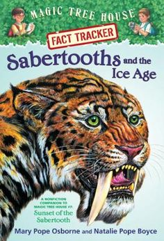 Magic Tree House Fact Tracker #12: Sabertooths and the Ice Age by Mary Pope Osborne,Natalie Pope Boyce,Sal Murdocca, Click to Start Reading eBook, Track the facts with Jack and Annie!  When Jack and Annie got back from their adventure inMagic Tre