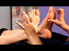 How to Relieve Sinus Congestion using Foot Reflexology Techniques