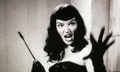 the notorious bettie page | Tumblr