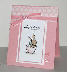 Cute SU Easter card