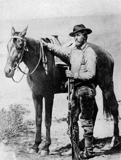 \ Get Your Old West On: Real Cowboys and the Shirts They Wore . Cowboy Art, Cowboy And Cowgirl, Old West Outlaws, Henry Jackson, Jackson Hole, Old West Saloon, Old West Photos, Real Cowboys, Into The West