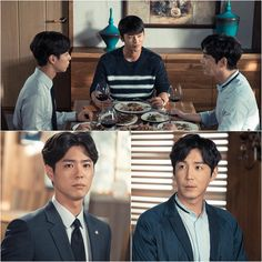 "Stills for 2015 drama ""I Remember You""/ ""Hello Monster""  #SeoInGuk #ChoiWonYoung #ParkBoGum"