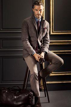 Massimo Dutti Eylül 2013 Erkek Lookbook | ModaStilYaşam