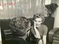 Marilyn Monroe par Philippe Haslman - 6) Attack