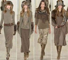 Ralph Lauren Fall/Winter 2015-2016 Collection – New York Fashion ...