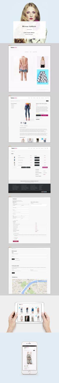 83 Oranges Design Co. | Online Shop Design for Mirror Addicts