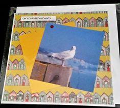 "Greetings Card 6"" x 6"" - Redundancy by Prettythings20 on Etsy"