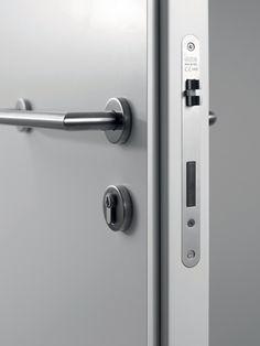 Barausse hoteldeuren voldoen aan alle wettelijke eisen zonder design uit het oog te verliezen.