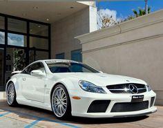 ☆ Mercedes SL 65 AMG Black Series