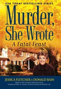 Jessica Fletcher would like to relax as Thanksgiving comes to Cabot Cove, but she's hosting a bountiful dinner for an ever-growing guest list. She couldn't be happier with the results-until she stumbles upon a body with a carving knife stuck in its chest... http://www.amazon.com/Murder-She-Wrote-Fatal-Feast-ebook/dp/B002N83GXA/ref=sr_1_1?s=digital-text&ie=UTF8&qid=1447426903&sr=1-1&keywords=A+Fatal+Feast%3A+A+Murder%2C+She+Wrote