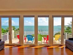 How's this for a waterfront view? Key Largo, FL Coldwell Banker Schmitt Real Estate Co.