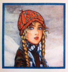 hedvig colin | 1946. Mit 4 Farbtafeln u. über 100 Illustrationen von Hedvig Collin ...