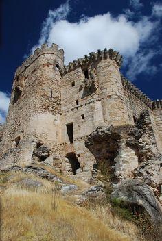 Castillo de Belvis de Monroy, Caceres- Extremadura (Espana)