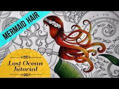 Lost Ocean | Mermaid hair | Oceano Perdido - YouTube