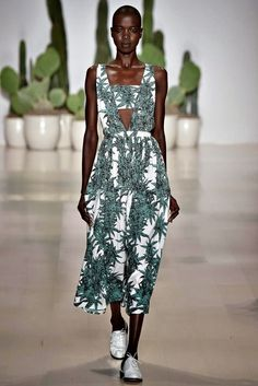 Serendipitylands: FASHION WEEK NEW YORK SPRING 2015 - MARA HOFFMAN