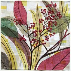 Modern Art Quilts | Contemporary Art Quilts: Working in a Series - La Conner Quilt ...