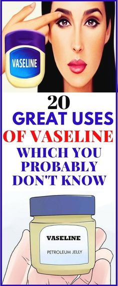 20 Great Uses of Vaseline Which You Probably Don't Know Skin Care Regimen, Skin Care Tips, Skin Tips, Vaseline Petroleum Jelly, Vaseline Beauty Tips, Natural Face Cleanser, Remove Acne, After Shave, Way Of Life