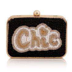 Hot/Chic Letters Acrylic Women Evening Clutch Bag Chain Shoulder Handbags Crossbody Hardcase Clutches Wedding Party Prom Purse