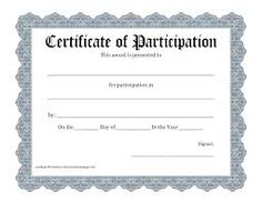 certificate of participation template certificate of participation office templates free certificate of participation customize online print