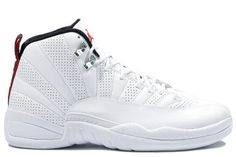 low priced 72fc0 2ae82 Air Jordan Retro 12 Rising Sun White Red Black 130690 cheap Jordan If you  want to look Air Jordan Retro 12 Rising Sun White Red Black 130690 you can  view ...