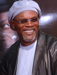 "Samuel L. Jackson - there is something about him saying the ""mf"" words that I enjoy; REALLY enjoy!"