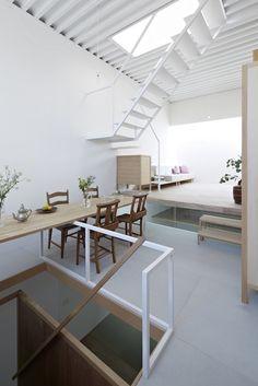 Tato Architects: House in Itami - Thisispaper Magazine