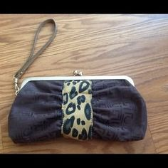 I just discovered this while shopping on Poshmark: LIZ CLAIBORNE WRISTLET. Check it out!  Size: OS