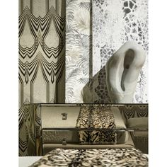 Get creative with our wallpaper and mix and match the styles you love. Cheap Furniture, Online Furniture, Furniture Decor, Bedroom Furniture, Furniture Stores, Luxury Furniture, Roberto Cavalli, Shabby Chic Baby Shower, Teen Girl Bedrooms