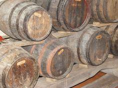 The barrels where we age our Vinsanto www.tenutacorsignano.it