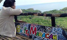 JOGMAG: Senyum Bukit Maracah Memandang Pantai Butuh Dan Pa...