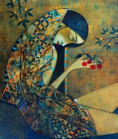 Pin It Pin It Pin It Pin It Pin It Pin It Pin It Pin It Pin It Pin It Pin It Pin It Peter Mitchev is a master visual artist. He was born on May 1955 in Pleven, Bulgaria. He started painting at the age of 15 and is an autodidact artist. Cubist Art, Abstract Art, Iranian Art, Indian Art Paintings, Guache, Acrylic Painting Canvas, Female Art, Art Images, New Art
