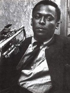 "themaninthegreenshirt: ""Miles Davis """