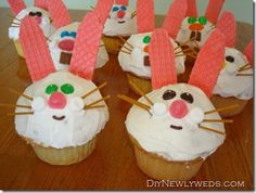 Fun Easter Desserts ~ DIY Newlyweds: DIY Home Decorating Ideas & Projects