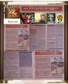 †EVANGELIOS ASISTIDOS,CONFESIÓN Y EUCARISTÍA†EVANGELIO SAN LUCAS 14, 25-33. 05 DE SEPTIEMBRE DEL 2010.  †♠LOURDES MARIA BARRETO †♠