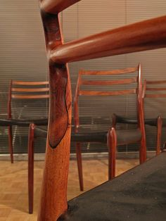 Niels Moller Model 78 Chairs by mcminteriors, via Flickr