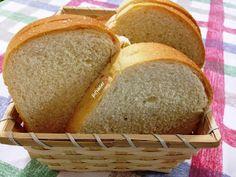 Minhas Gostosuras®: Pão de forma caseiro
