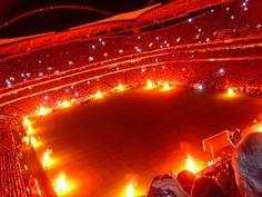 Stadium of Light - Lisbon   Sport Lisboa e Benfica
