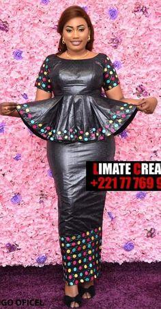 Ghanaian Fashion, Latest African Fashion Dresses, African Dresses For Women, African Print Dresses, African Print Fashion, Africa Fashion, African Attire, Women's Fashion Dresses, Fashion Styles