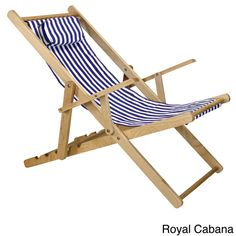 Canvas Patio Sling Chair - Overstock Shopping - Big Discounts on Sofas, Chairs & Sectionals