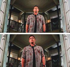 [gifset] 10x22 The Prisoner #SPN #Dean