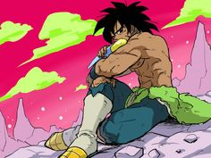 Dragon Ball, Broly Movie, Super Saiyan, Manga, Anime, Photos, Art, Dragons, Art Background