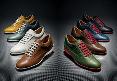John Lob For Aston Martin driving shoes. A man can dream right...