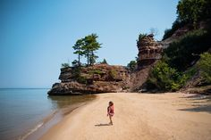 North Beach, Grand Island, Munising, MI | Discovering North Beach Photo by Ashley Clark — National Geographic Your Shot