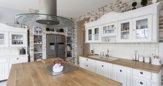 Die Landhaus-Küche - gemütlich und doch modern