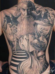 Tattoo Senhor dos Aneis http://twitterme.net