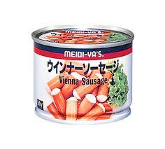 Legendary canned goods in Japan - Takaski.com