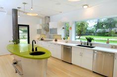rénovation cuisine écologique   idées déco pour maison moderne