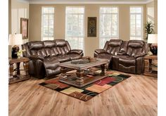 Lacks | Hendrix 2-Pc Living Room Set